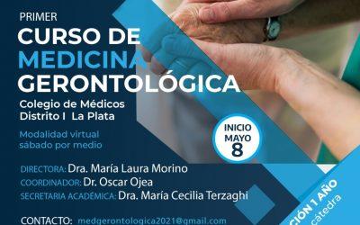 Iniciará el Primer Curso de Medicina Gerontológica