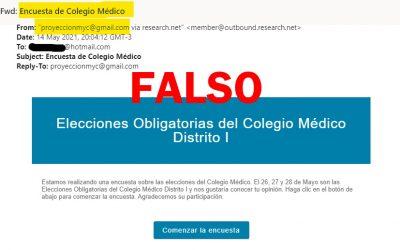 Llamado a evitar campañas de desprestigio contra instituciones médicas y profesionales del Distrito I
